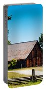 Anderson Valley Barn Portable Battery Charger