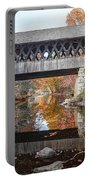 Andover Covered Bridge Portable Battery Charger