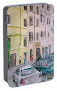 Anfiteatro Hotel Rome Italy Portable Battery Charger