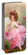 Angel And Baby  Portable Battery Charger