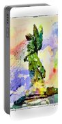 Angel Colors Portable Battery Charger