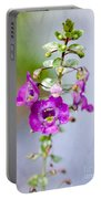 Angel Face Flower - Summer Snapdragon Portable Battery Charger