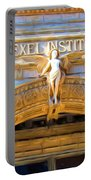 Angel In Drexel Portable Battery Charger