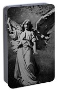 Angel Of Death Bw Portable Battery Charger
