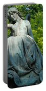 Angel Statue Portable Battery Charger