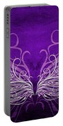 Angel Wings Royal Portable Battery Charger