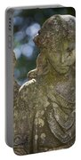 Angel With Broken Arm II Cave Hill Cemetery Louisville Kentucky  Portable Battery Charger