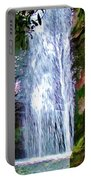 Angels Bathing Room Portable Battery Charger