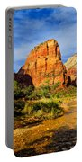 Angel's Landing Portable Battery Charger by Greg Norrell