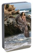 Angels- Shhh Stand Still And Be Quiet Portable Battery Charger