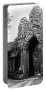 Angkor Thom East Gate 01 Portable Battery Charger
