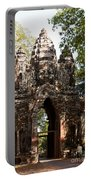 Angkor Thom North Gate 01 Portable Battery Charger