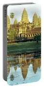 Angkor Wat Reflections 01 Portable Battery Charger