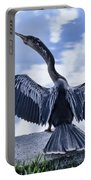 Anhinga Take Off Portable Battery Charger