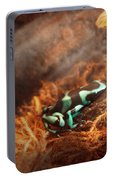 Animal - Frog - Lick The Green Frog Portable Battery Charger