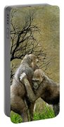 Animal - Gorillas - Isn't Love Grand Portable Battery Charger