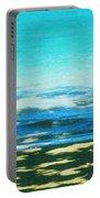 Anini Beach Kauai Portable Battery Charger