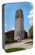 Ann Arbor Michigan Clock Tower Portable Battery Charger