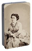 Anna Elizabeth Dickinson (1842-1932) Portable Battery Charger