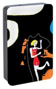 Annie Skipping Time Portable Battery Charger
