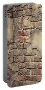 Another Brick In The Wall Portable Battery Charger