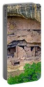 Another Dwelling On Chapin Mesa In Mesa Verde National Park-colorado  Portable Battery Charger