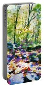 Another Enchanted Forest Portable Battery Charger