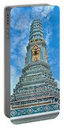 Another Stupa At Grand Palace Of Thailand In Bangkok Portable Battery Charger