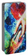 Answered Prayer Portable Battery Charger