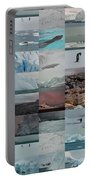 Antarctic Mosaic Portable Battery Charger
