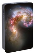 Antennae Galaxy  Portable Battery Charger