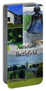 Antietam Collage Portable Battery Charger