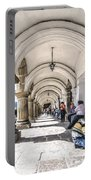 Antigua Arches Portable Battery Charger