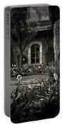 Antigua Garden Portable Battery Charger