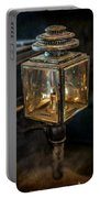 Antique Carriage Lamp Portable Battery Charger