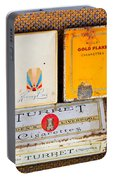 Antique Cigarette Boxes Portable Battery Charger