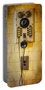 Antique Intercom Portable Battery Charger