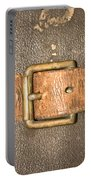 Antique Strap Portable Battery Charger by Tom Gowanlock