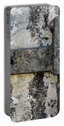 Antique Textured Metalwork Gate Portable Battery Charger