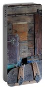 Antique Trunks 8 Portable Battery Charger