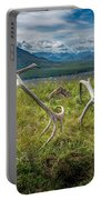 Antlers On The Hill Portable Battery Charger