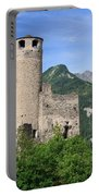 Aosta Valley - Chatelard Ruins Portable Battery Charger