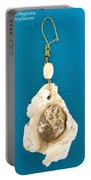 Aphrodite Earring Portable Battery Charger by Augusta Stylianou