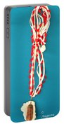 Aphrodite Genettylis Necklace Portable Battery Charger by Augusta Stylianou