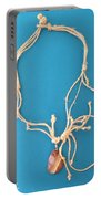 Aphrodite Pandemos Necklace Portable Battery Charger