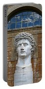 Apollo Statue At The Vatican Portable Battery Charger