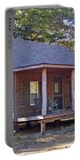 Appalachian Cabin Portable Battery Charger