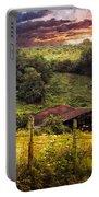 Appalachian Mountain Farm Portable Battery Charger