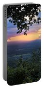 Appalachian Mountains Portable Battery Charger