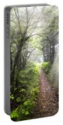 Appalachian Trail Portable Battery Charger by Debra and Dave Vanderlaan